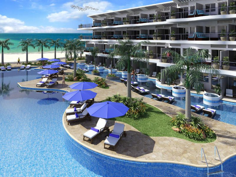 Mexico All Inclusive Resort Photo Courtesy Of Azul Hotels By Karisma