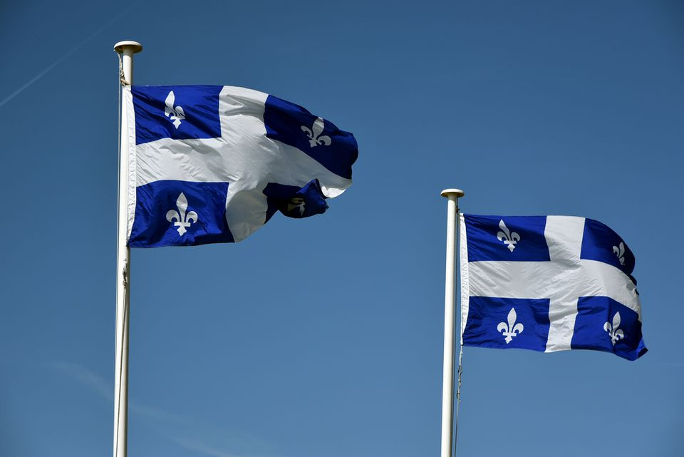 Montreal flags
