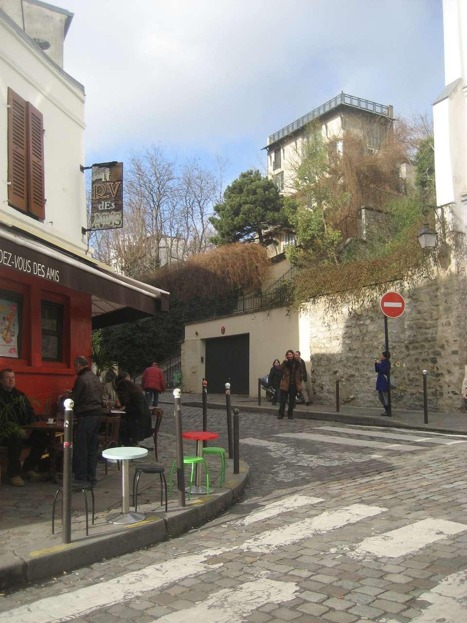 Montmartre Neighborhood Photo Gallery
