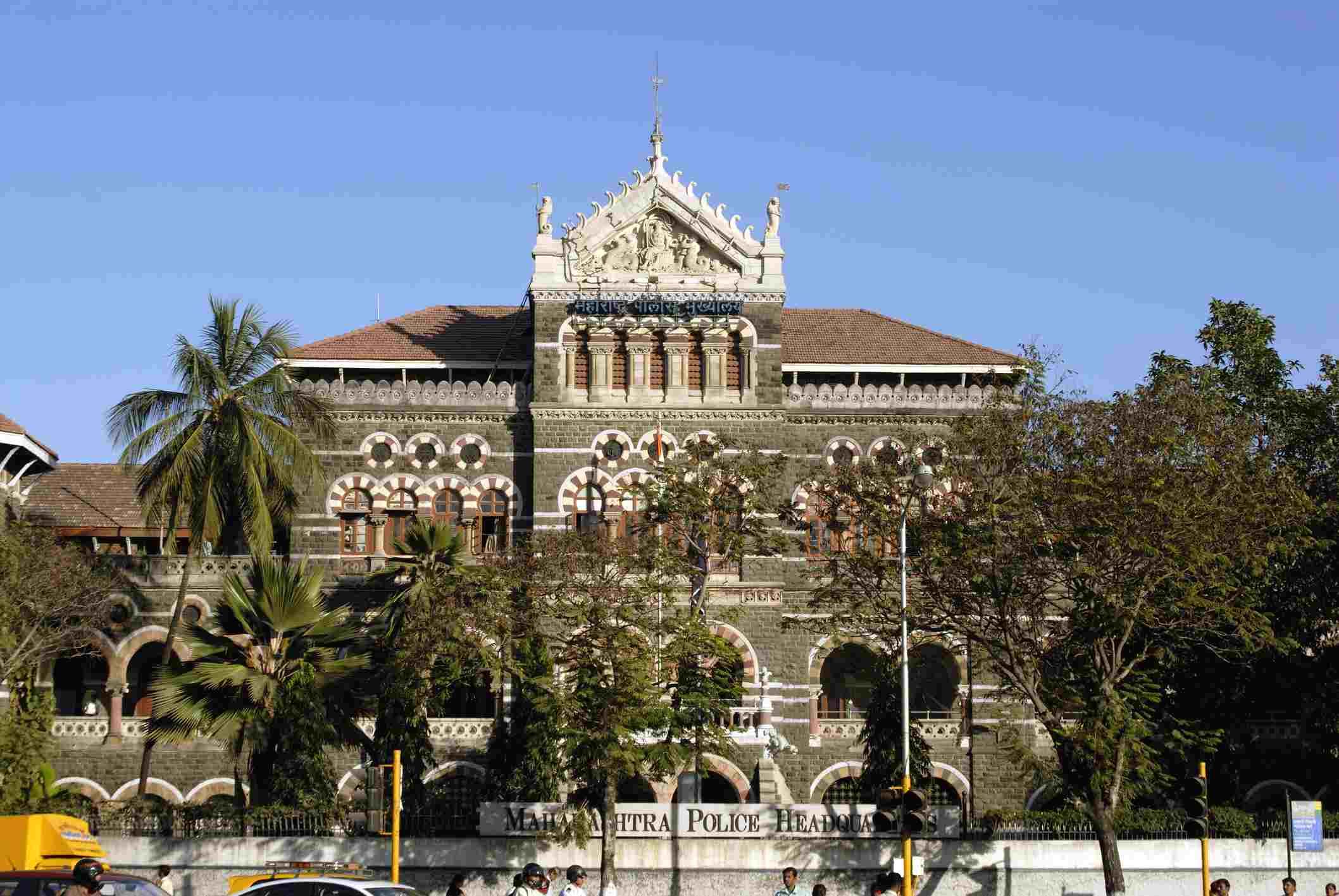 Police Headquarter, Bombay Mumbai, Maharashtra, India