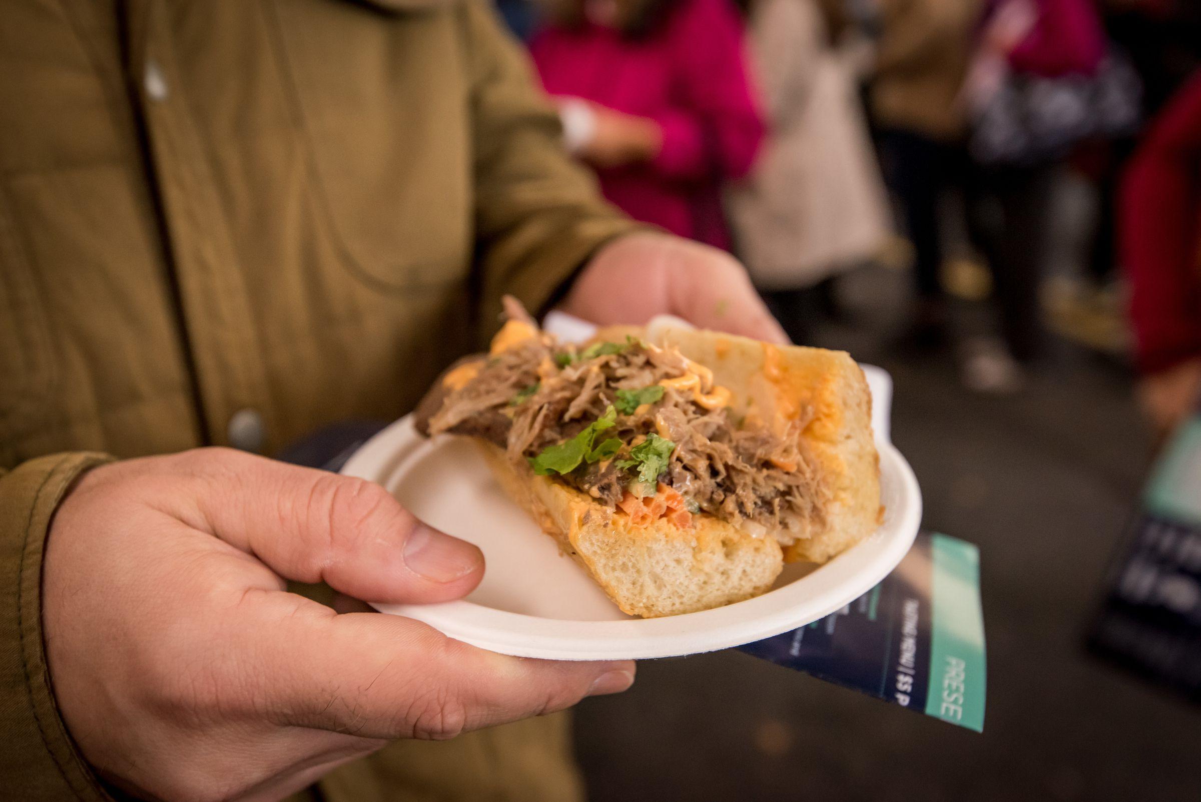 Taste of Georgetown 2017: Washington DC Food Festival