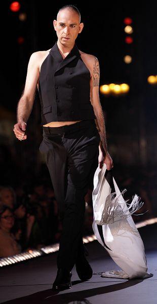 tanel bedrossiantz jean paul gaultier montreal show 2011 2012