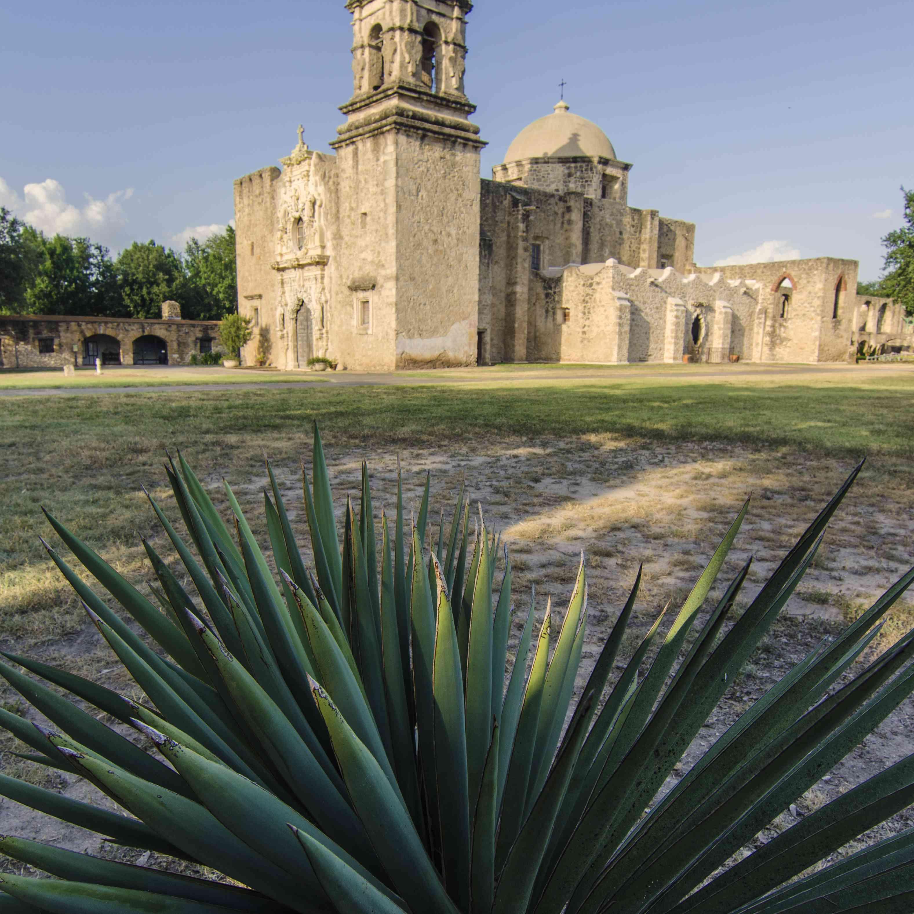 Mission San Jose: A UNESCO World Heritage Site