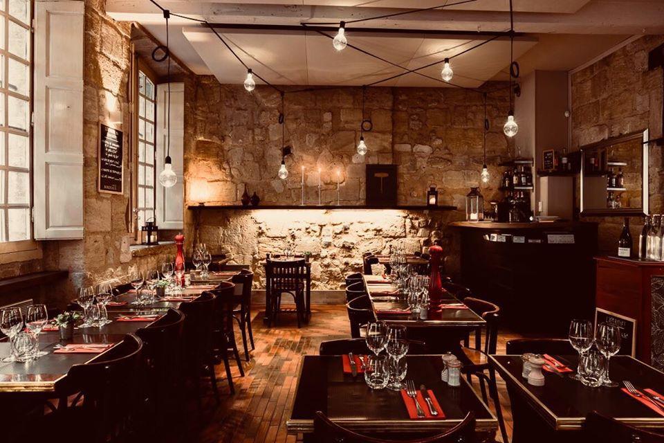 Le Bouchon Bordelais, a popular Bordeaux restaurant