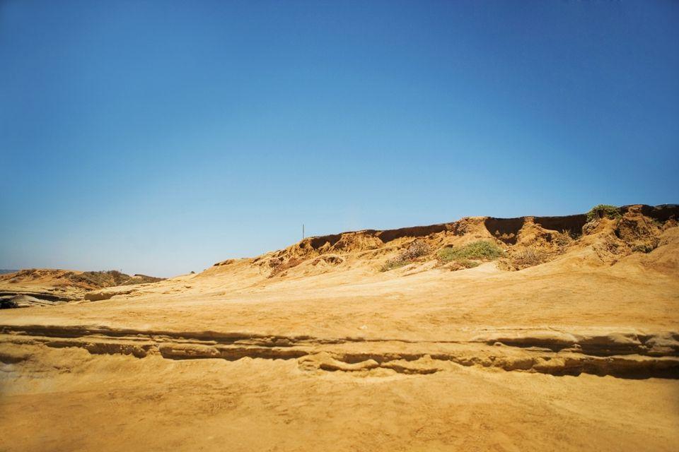 Coronado Sand Dunes in San Diego
