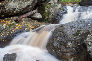 Cunningham Falls Cascadas in Maryland
