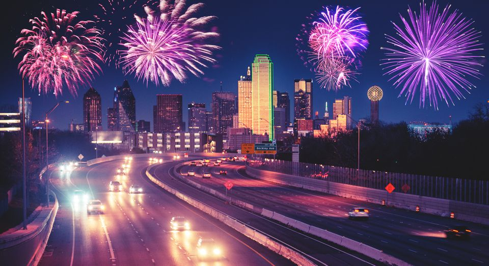 New Year's Eve in Dallas