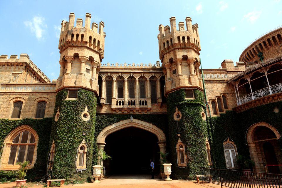 Bangalore Palace.