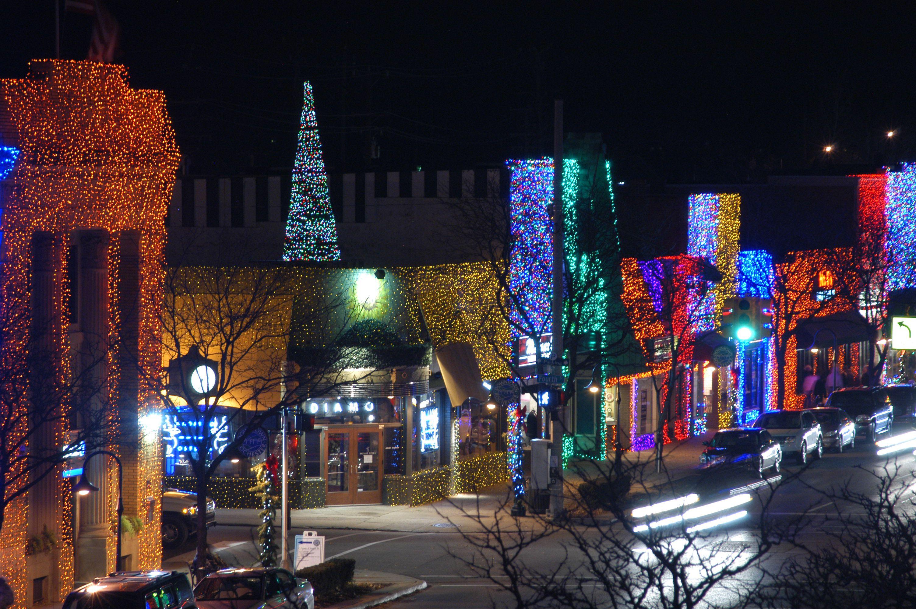 The Big Bright Light Show en Rochester