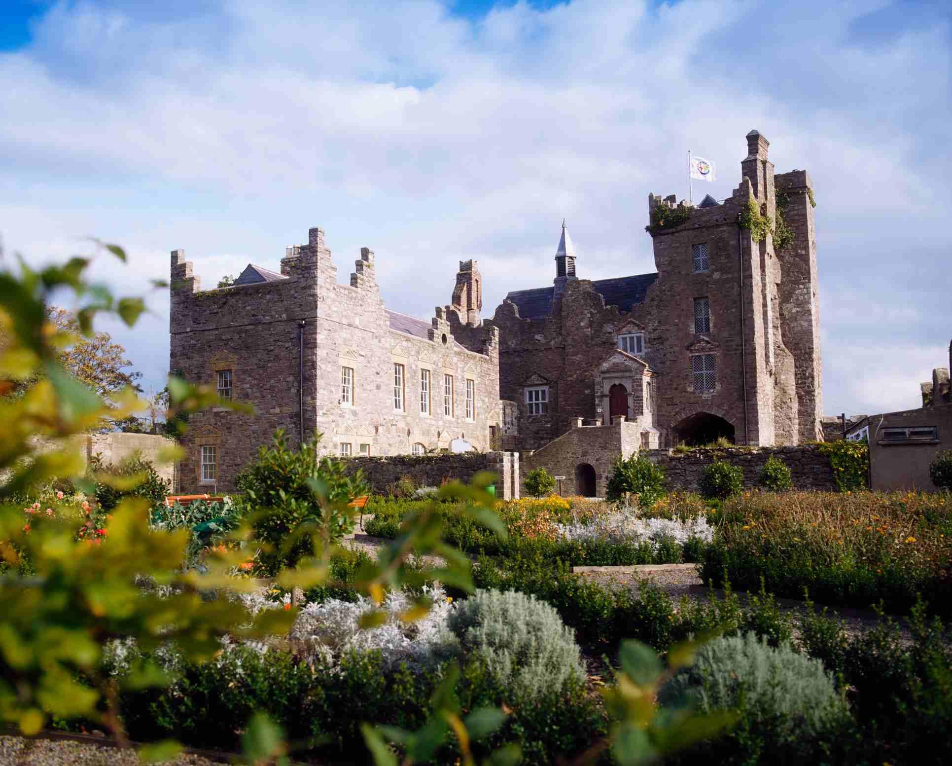 Drimnagh Castle,Dublin,Ireland