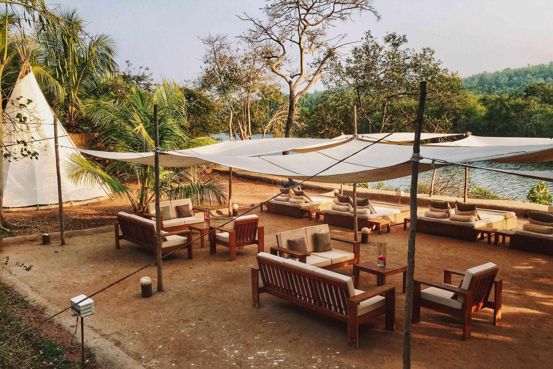 La Mangrove, Goa.