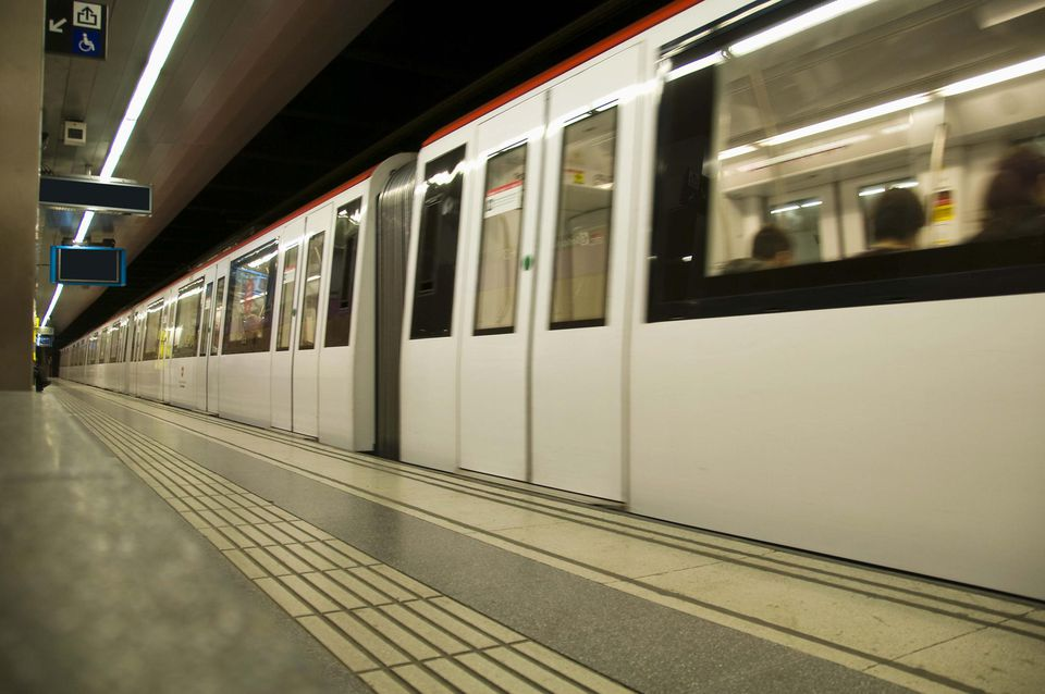 The Barcelona Metro is cheap and easy to use