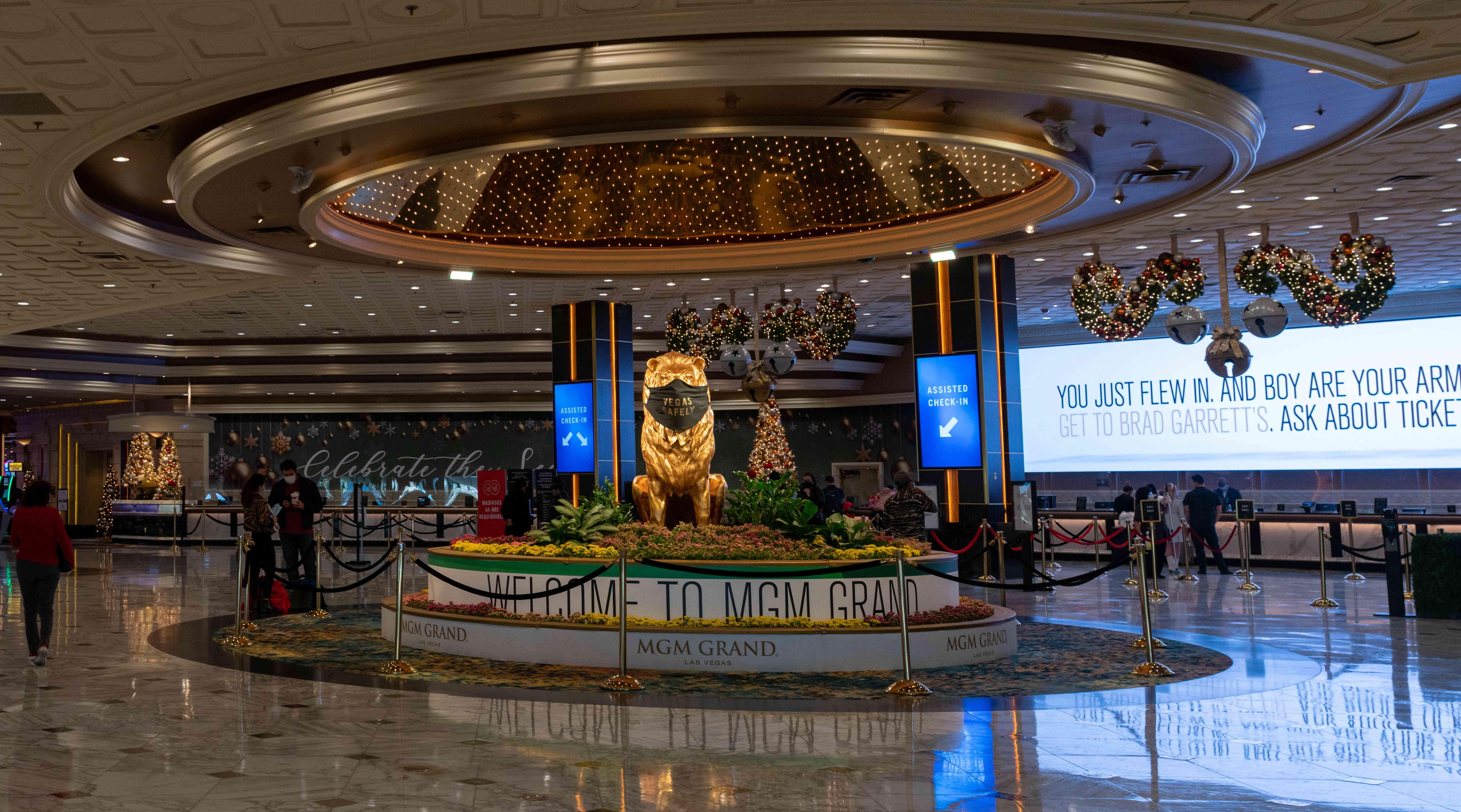 MGM Grand in Las Vegas, NV