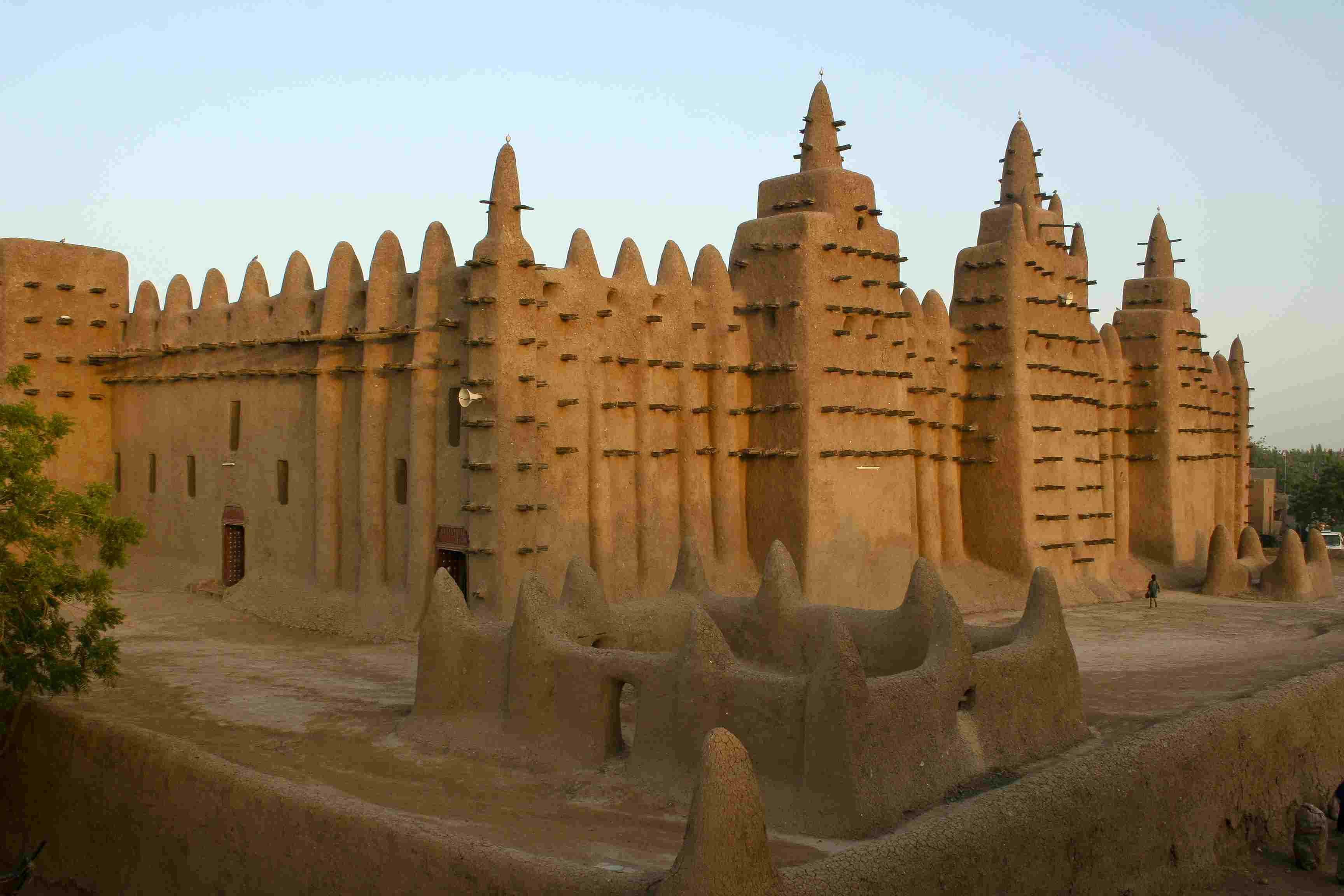 Principales destinos africanos Djenne Mali