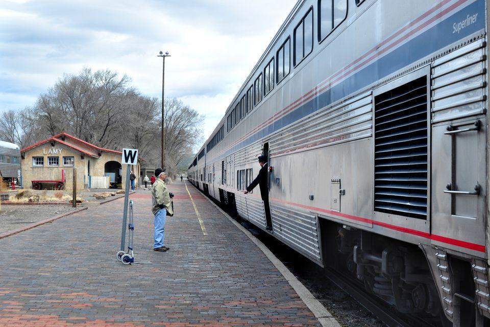 Amtrak to Arizona