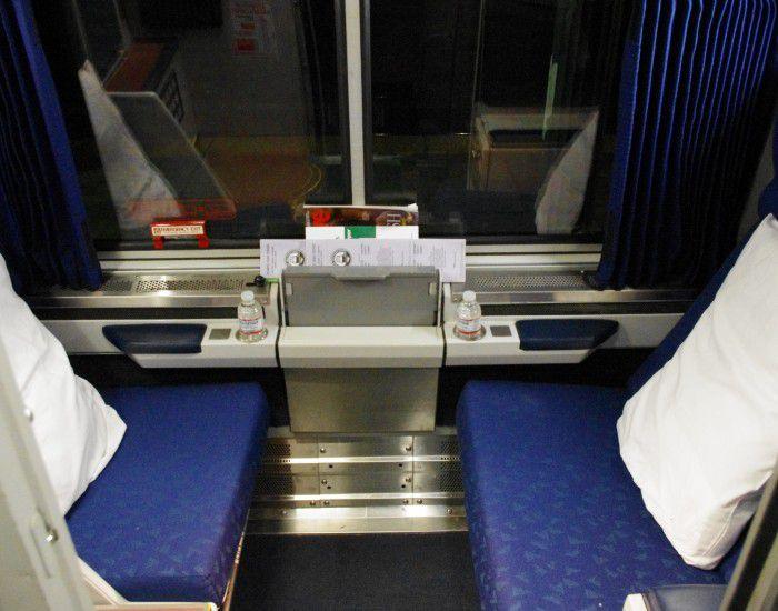 Amtrak Roomettes