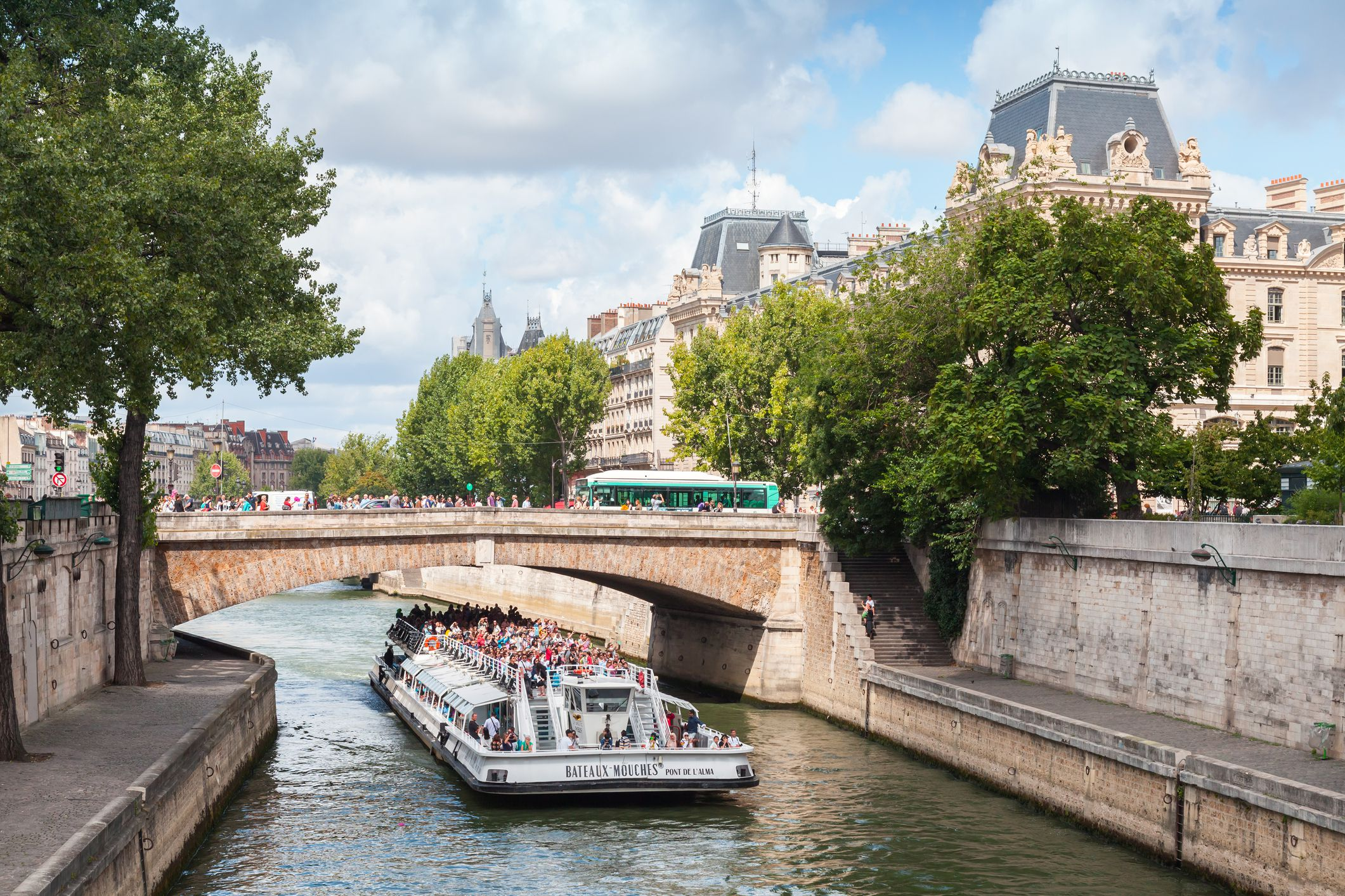 The Top 8 Paris Boat Tours and Seine River Cruises