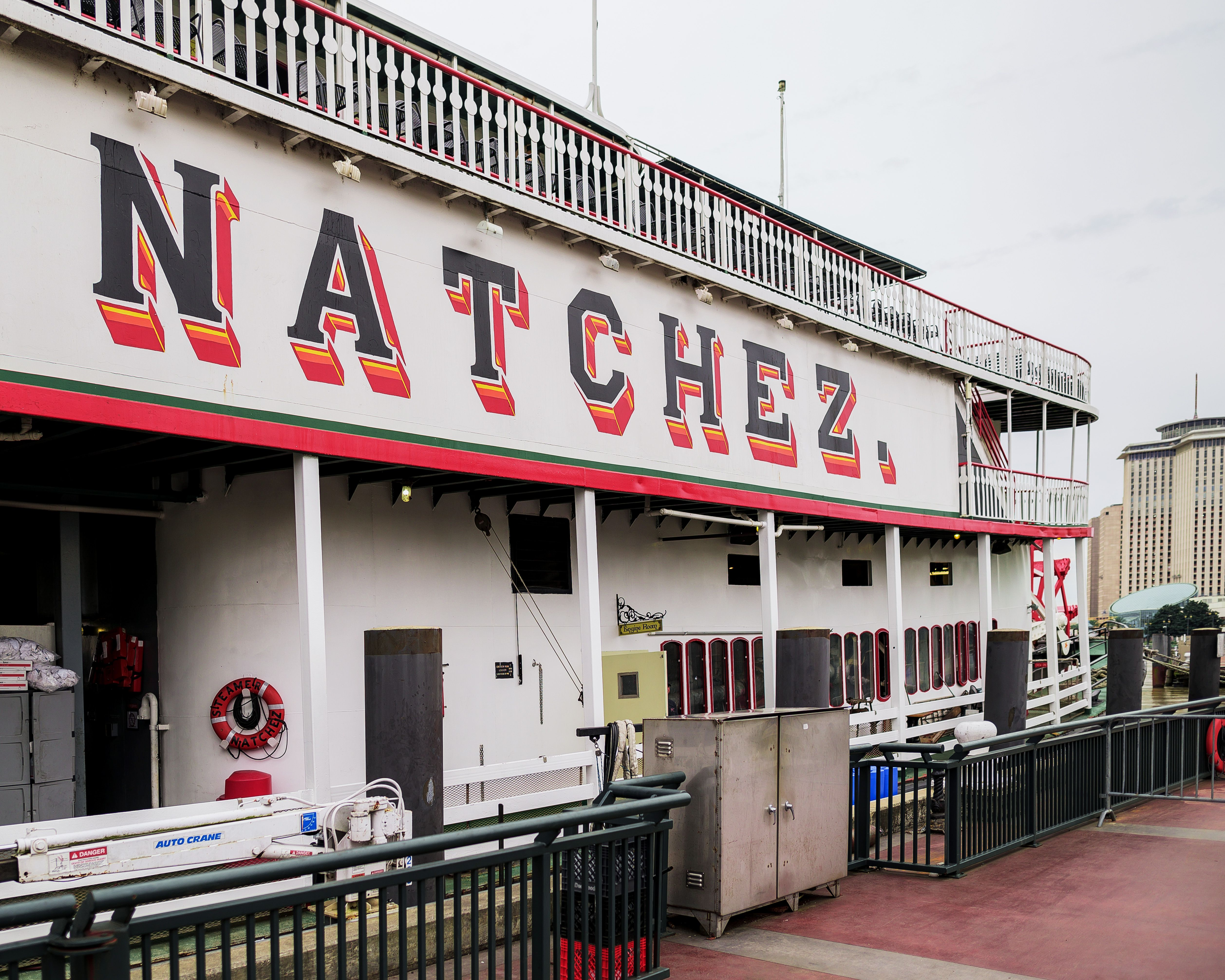 Natchez ferry