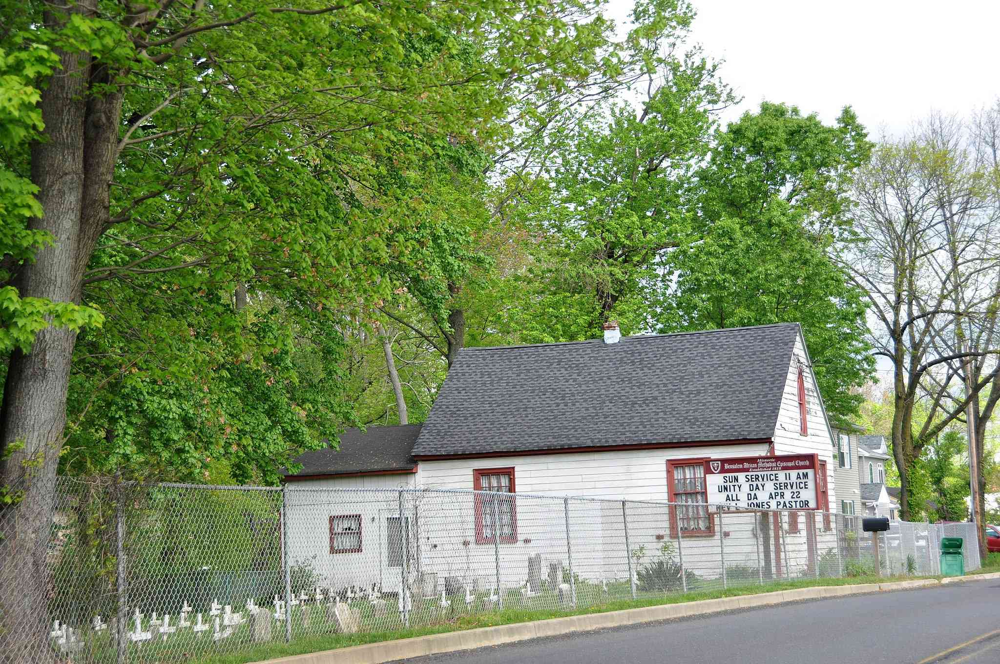 Bensalem African Methodist Episcopal church