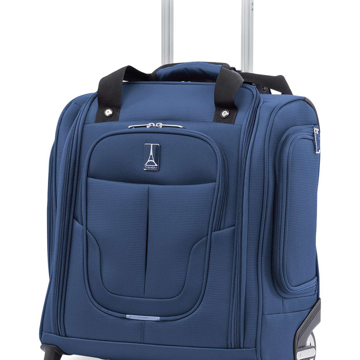 da8e7d08e Best Underseater: Travelpro Walkabout 4 Under-The-Seat Bag with USB Port