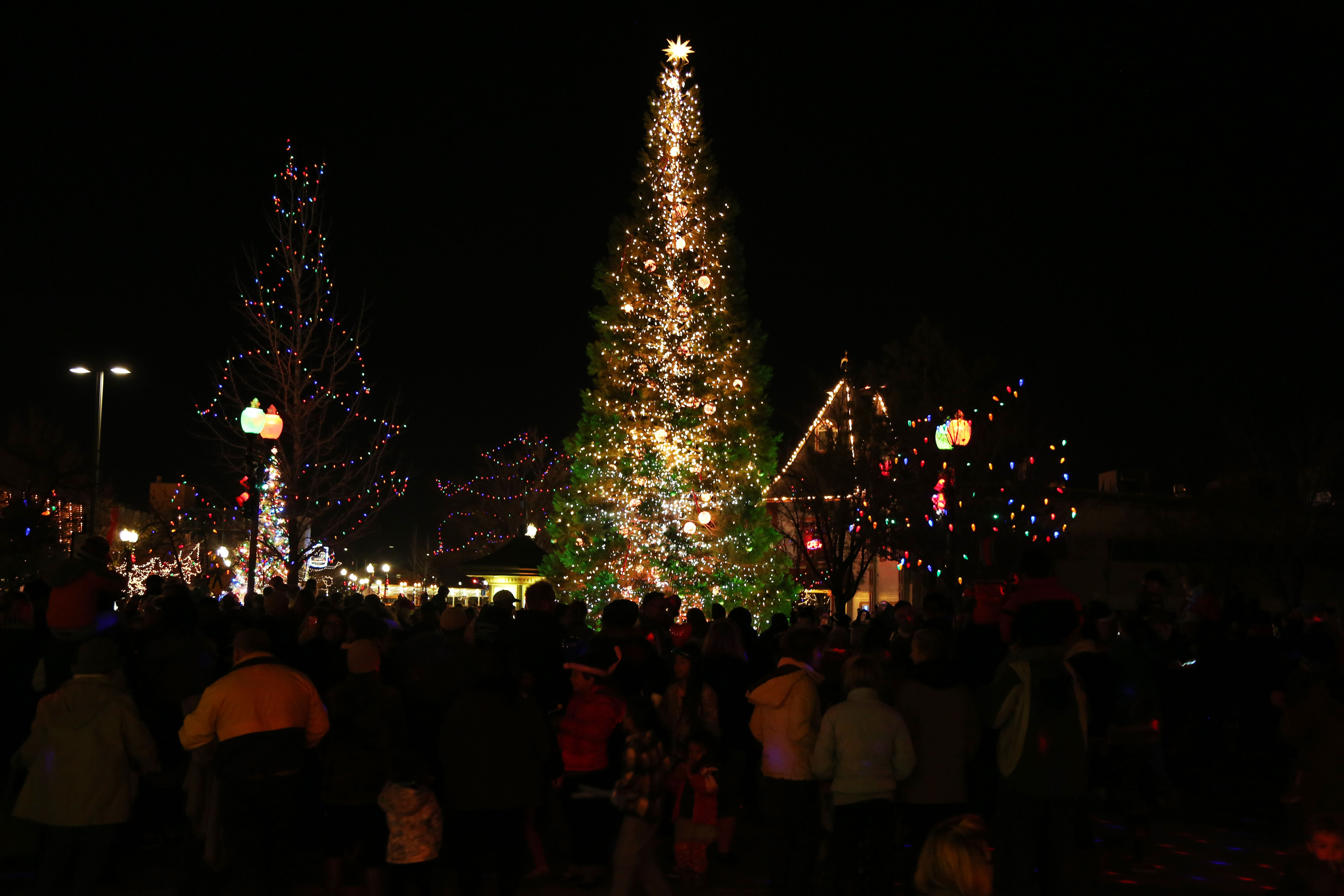 Christmas Lights Displays in Reno Sparks and Carson City