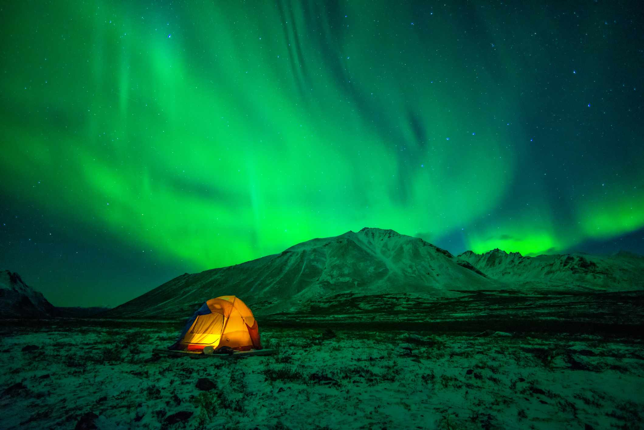 Yukon Northern Lights