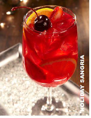 Christmas Cocktail Recipes from Arizona Mixologists