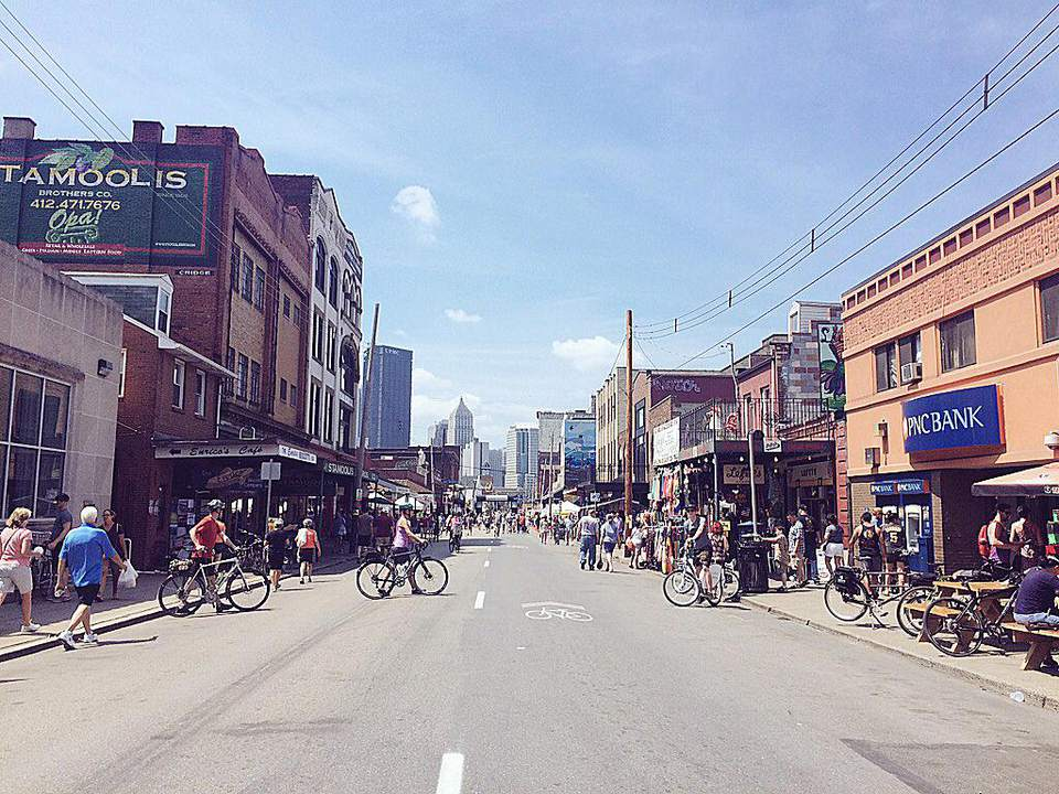 A Local's Guide to Visiting Pittsburgh's Strip District