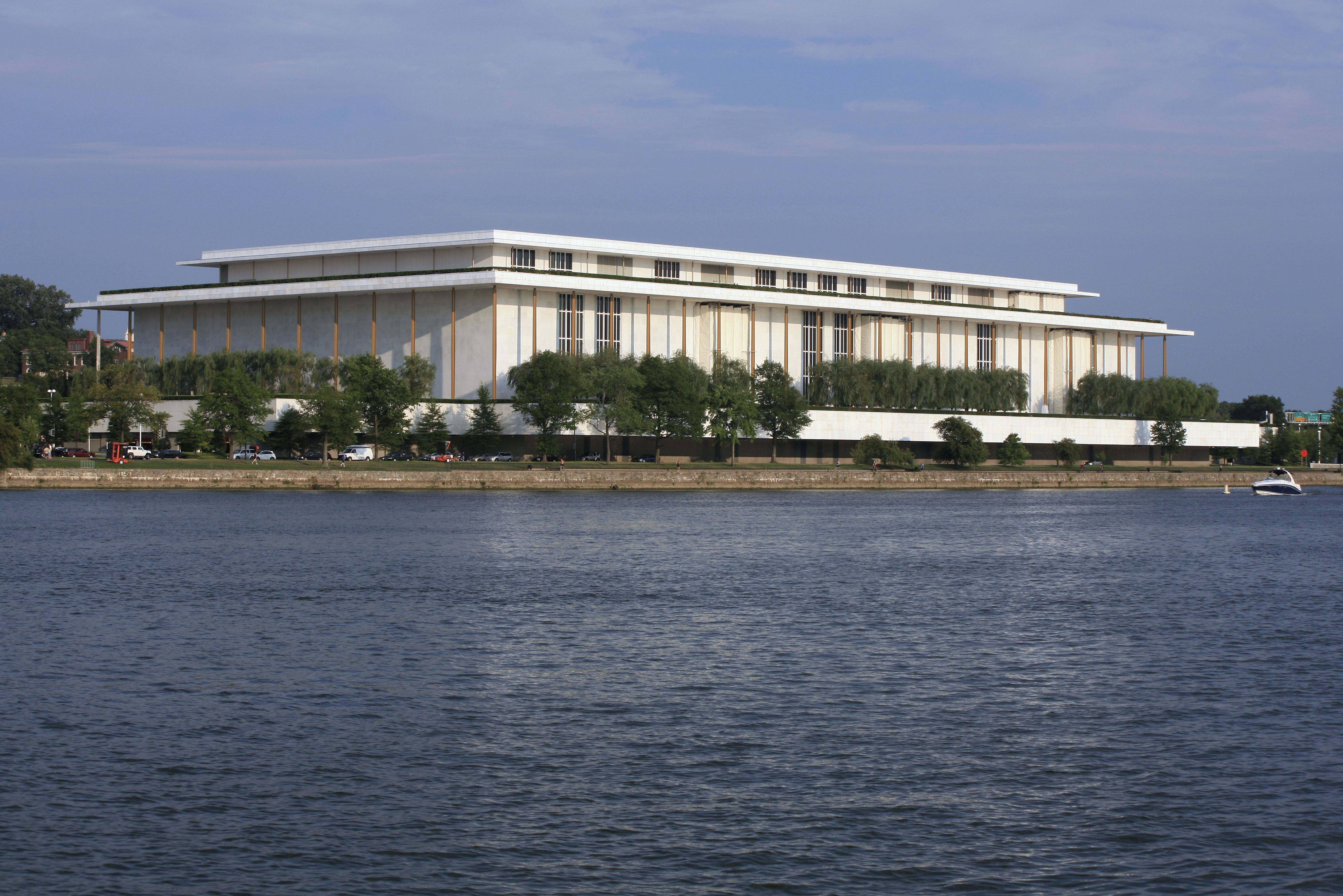 Kennedy center for performing arts dc