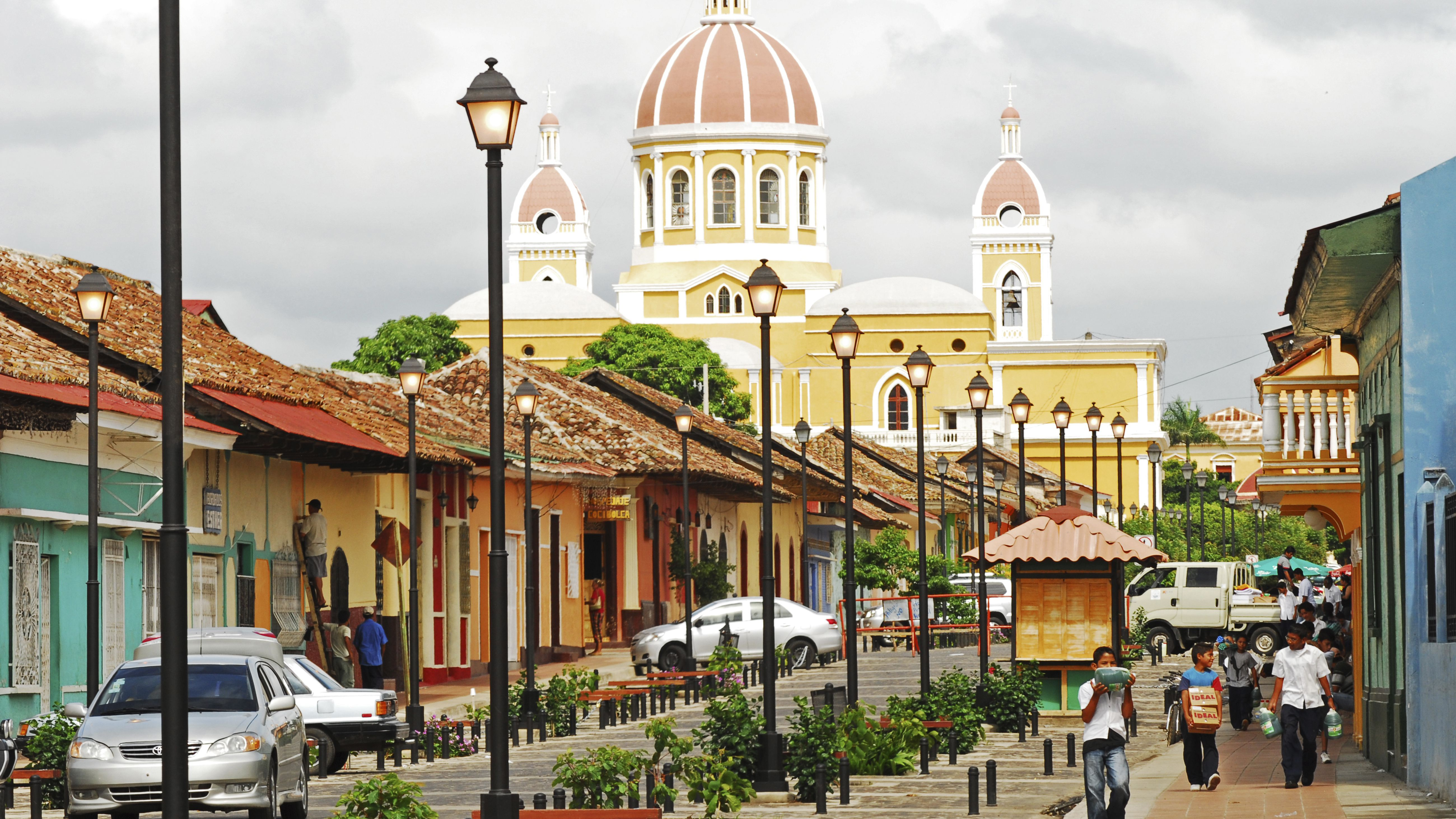 Nicaragua Facts And Figures