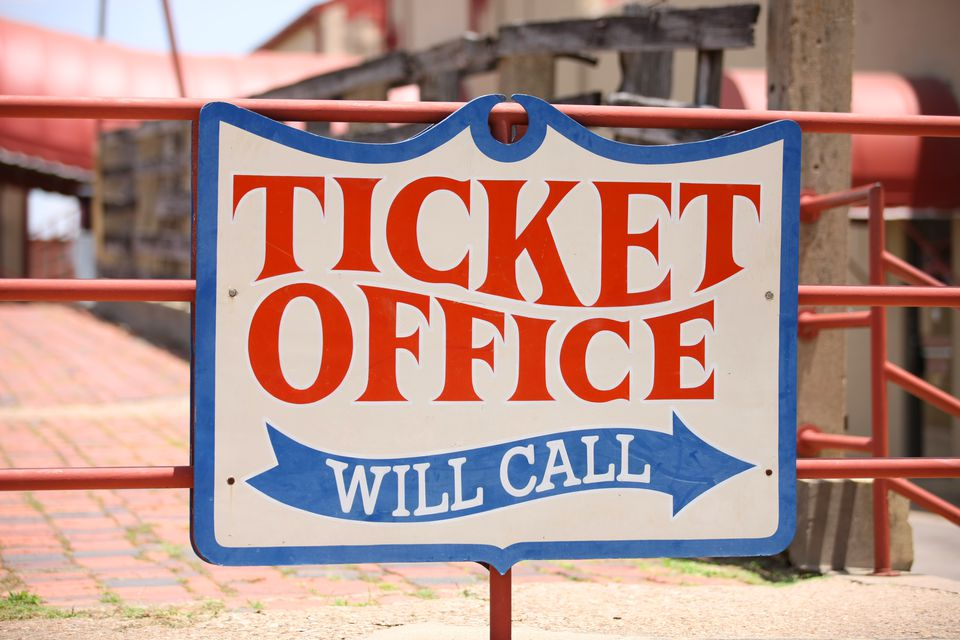 Ticket Office - Will Call
