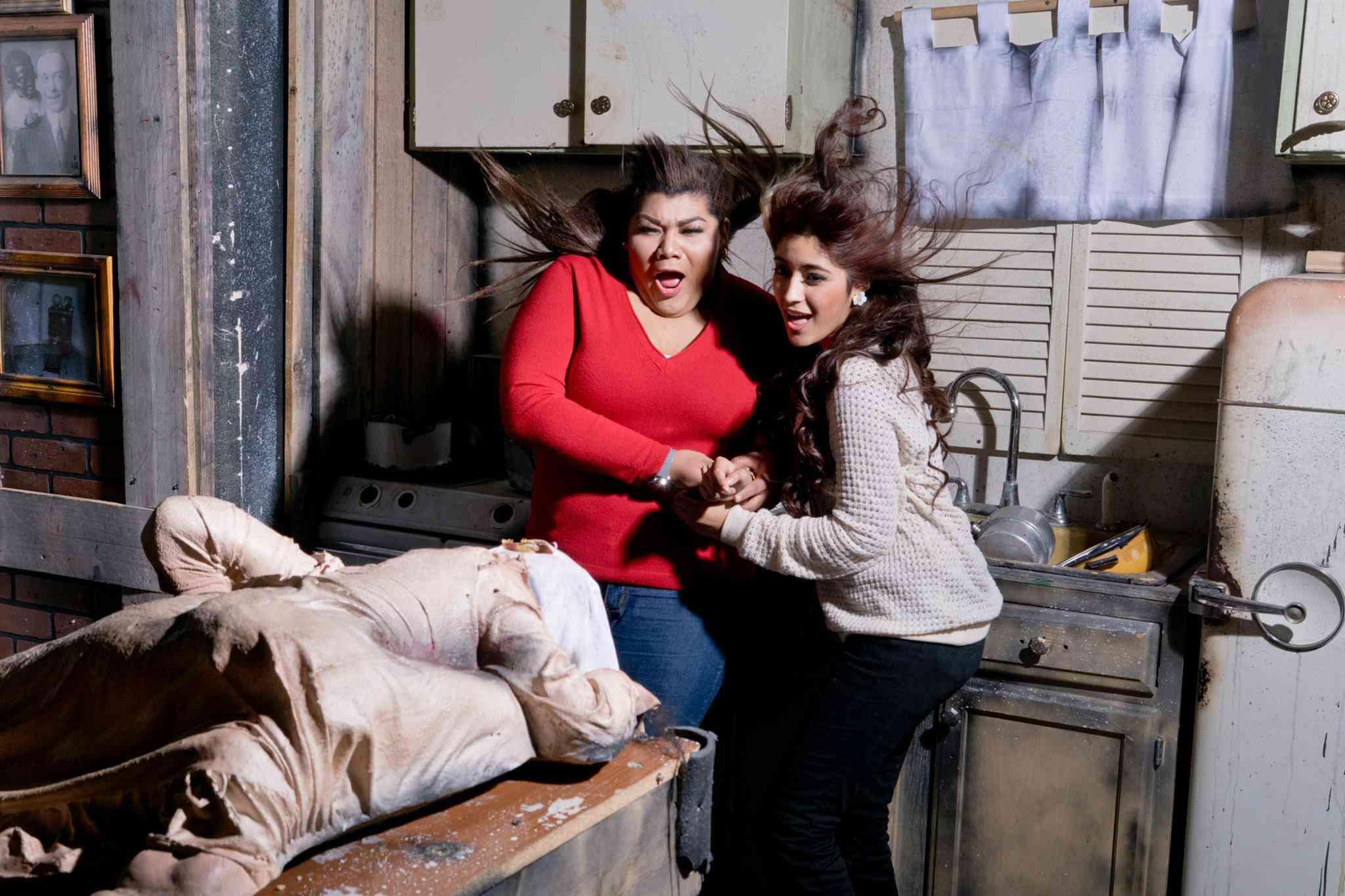 Ripley's Haunted Adventure San Antonio