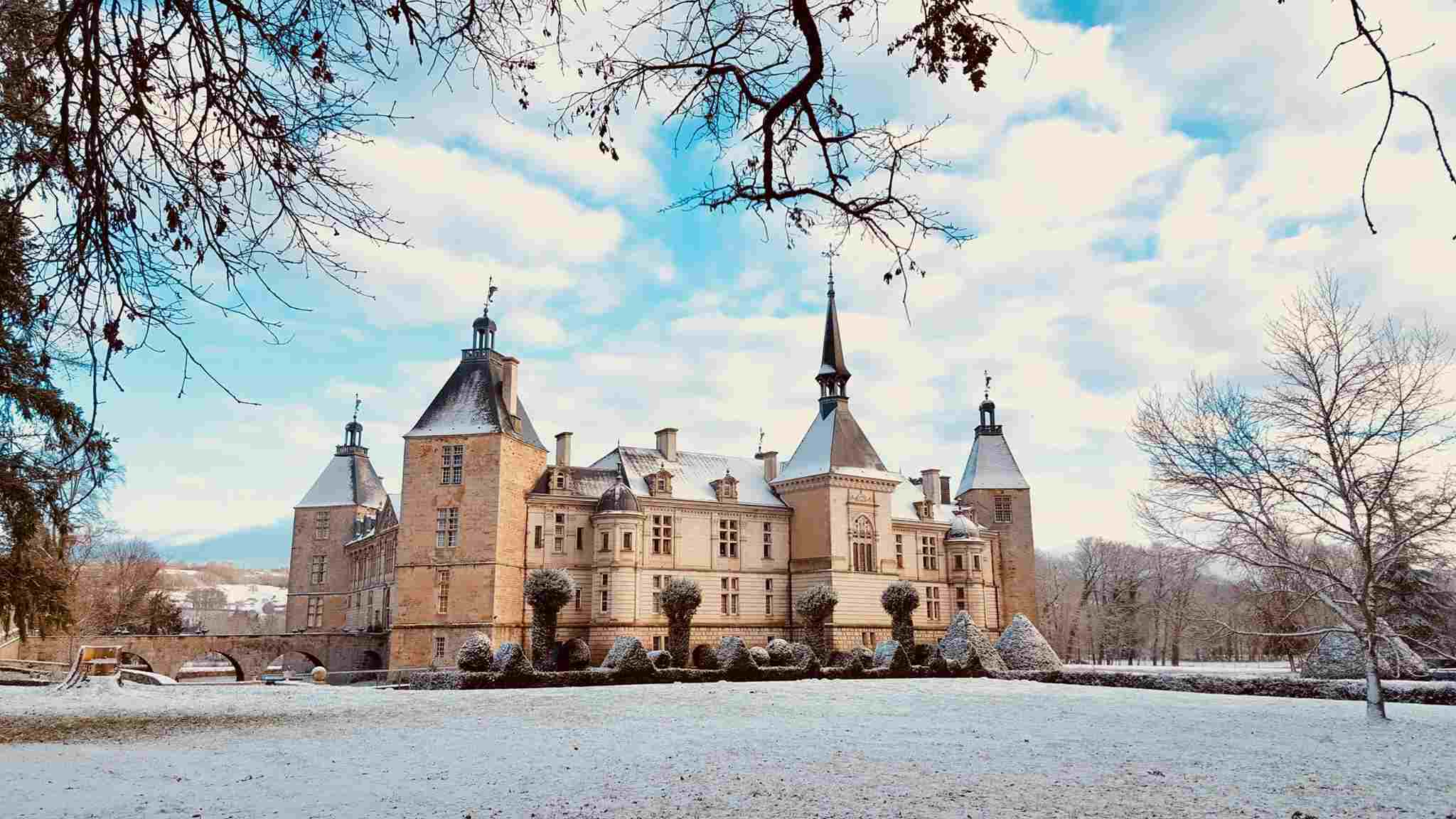 Chateaus To Visit In Burgundy France