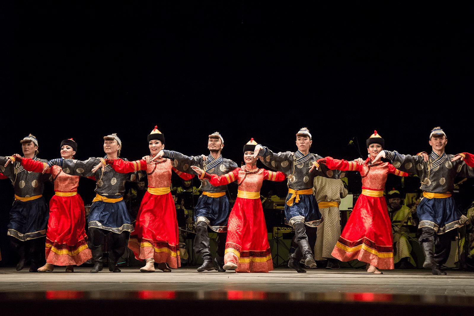 Siberian Folk Dance