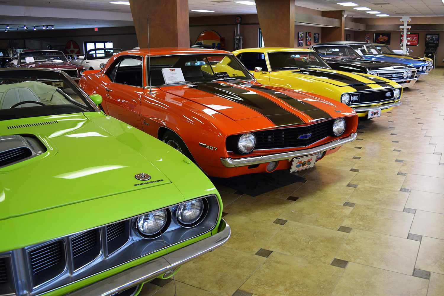 Ideal Classic Cars Museum and Showroom Venice Florida