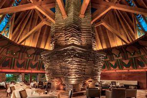 Wigwam Room at Nakoma Resort