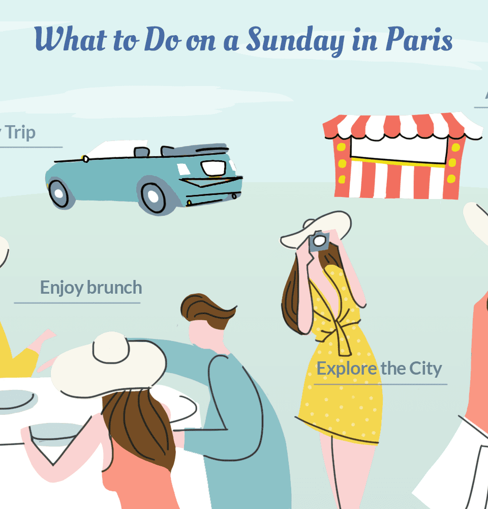 what to do on sunday in paris