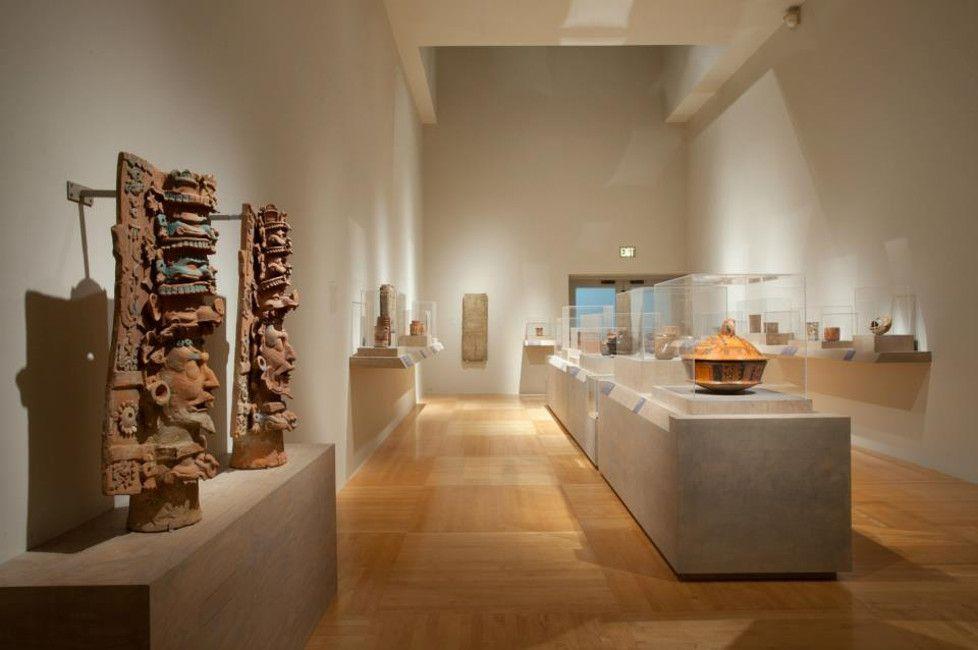 El Mundo Maya Antiguo: Obras maestras de la Colección Permanente