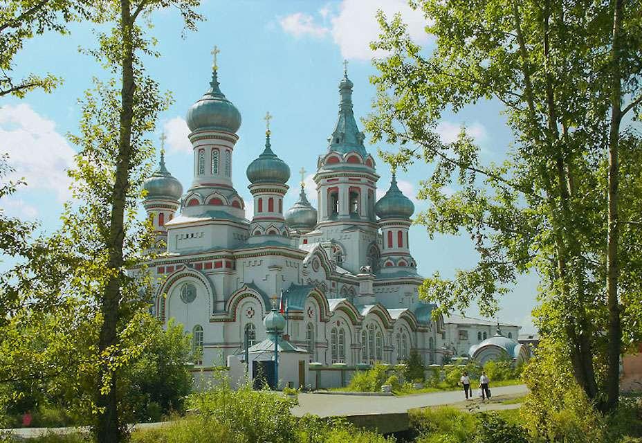Monasterio de San Vladimir