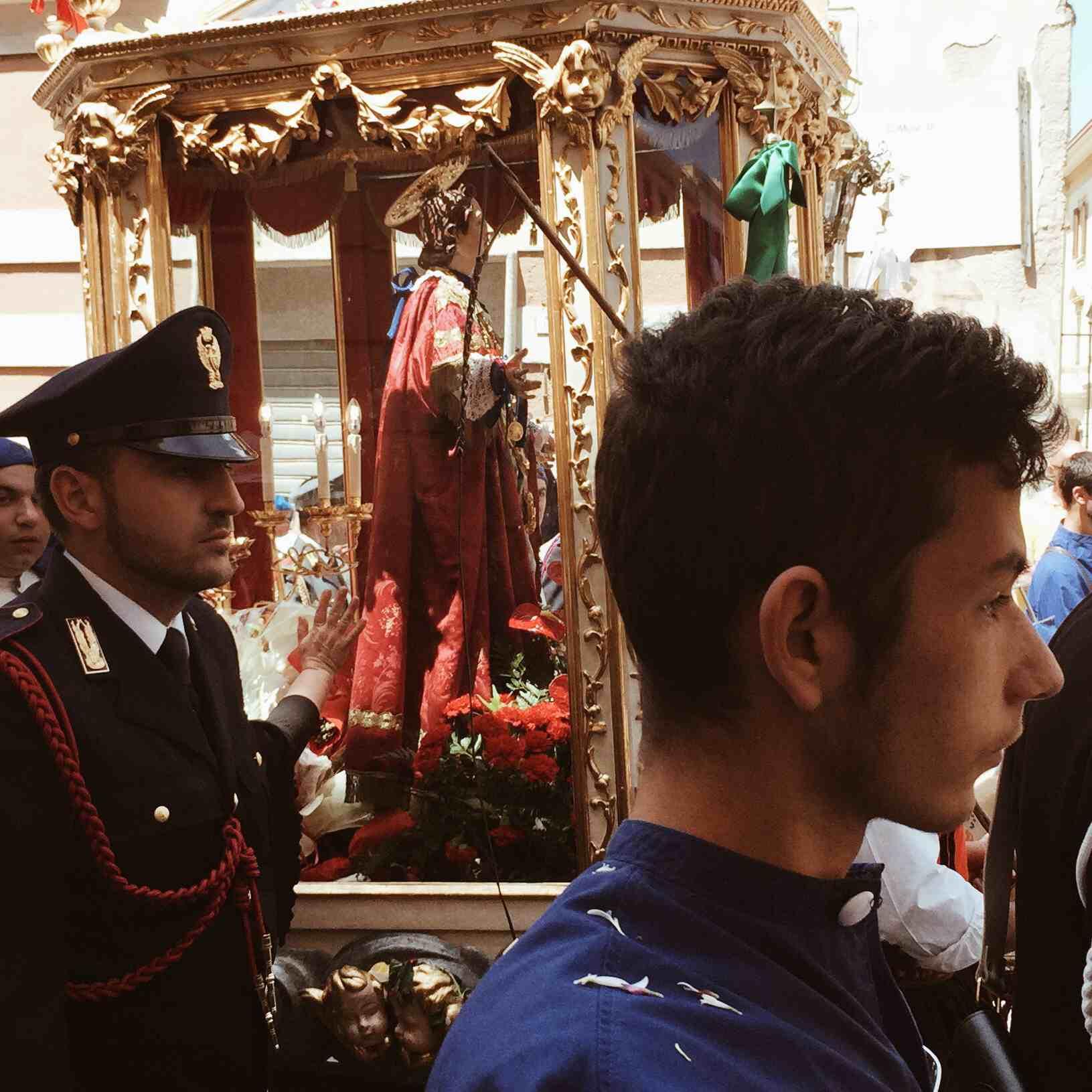 Sardinia's Sant Efisio Procession
