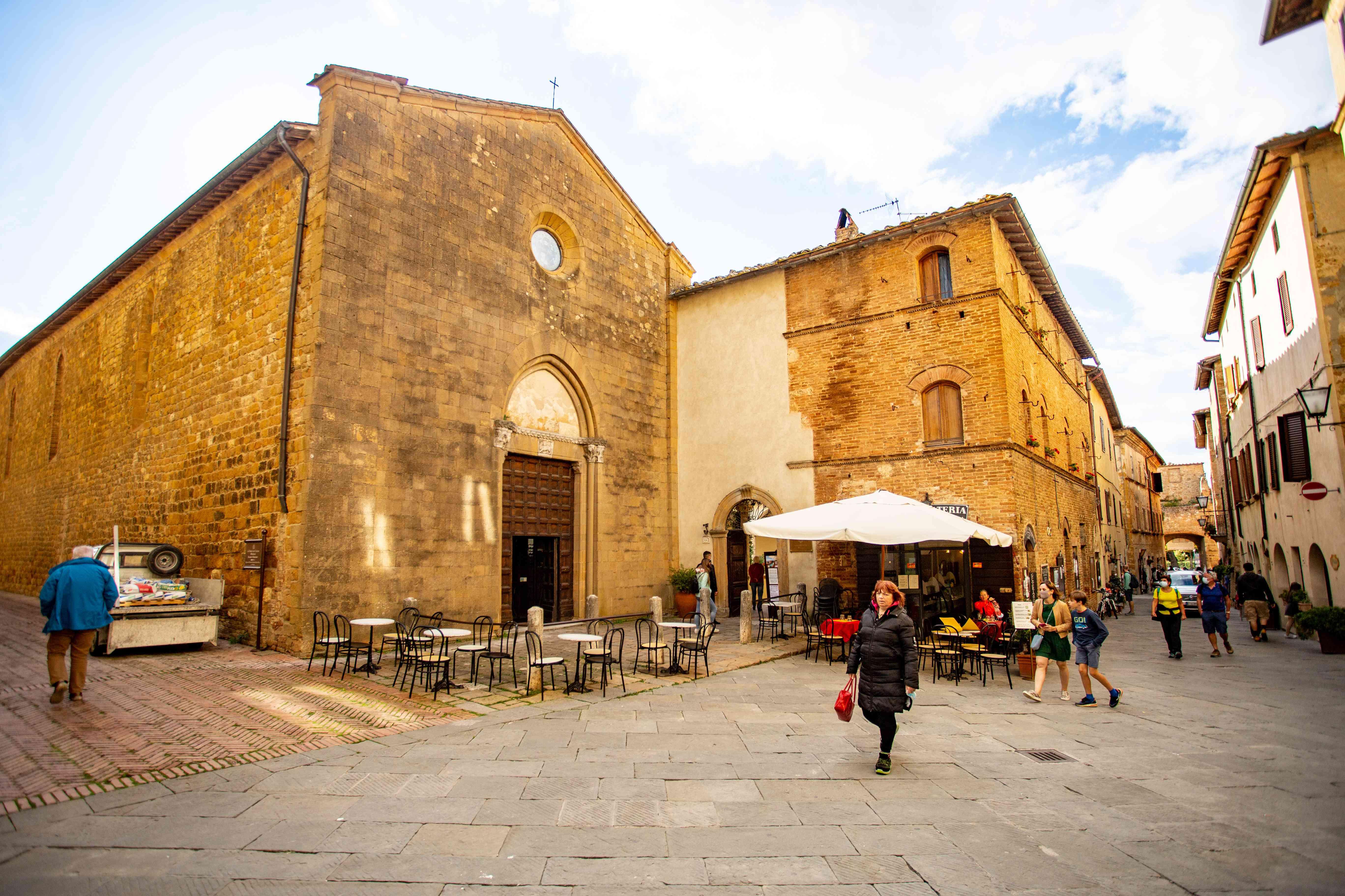 Pienza, Valdorcia, Tuscany