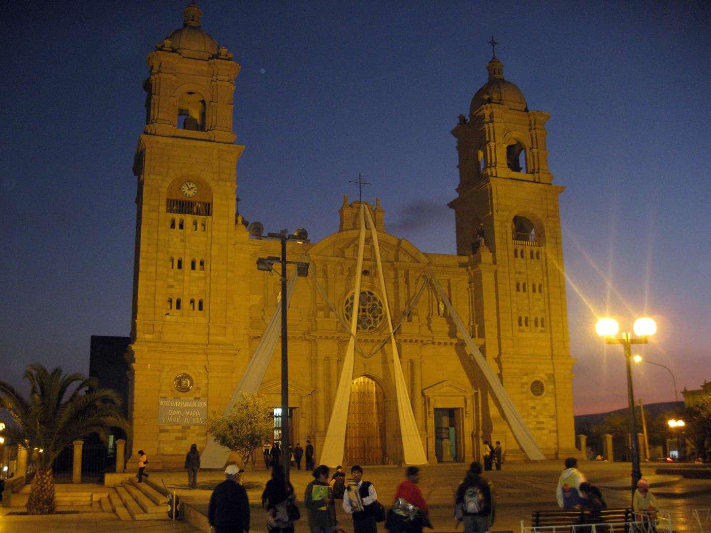 Catedral de Tacna in Peru