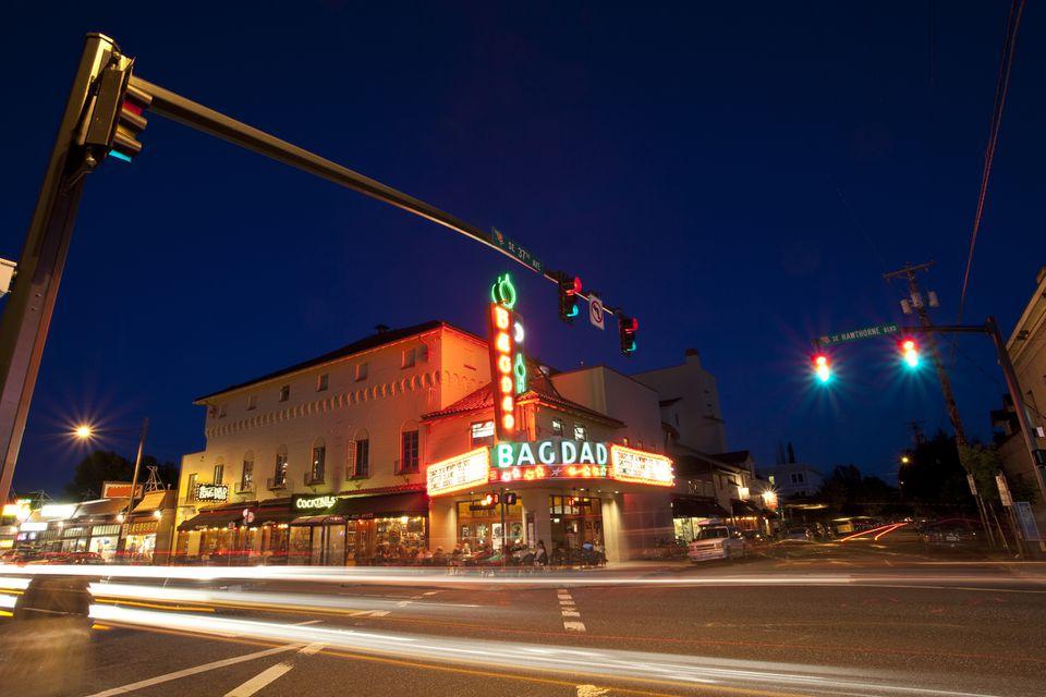 Bagdad Theater, Portland, Oregon