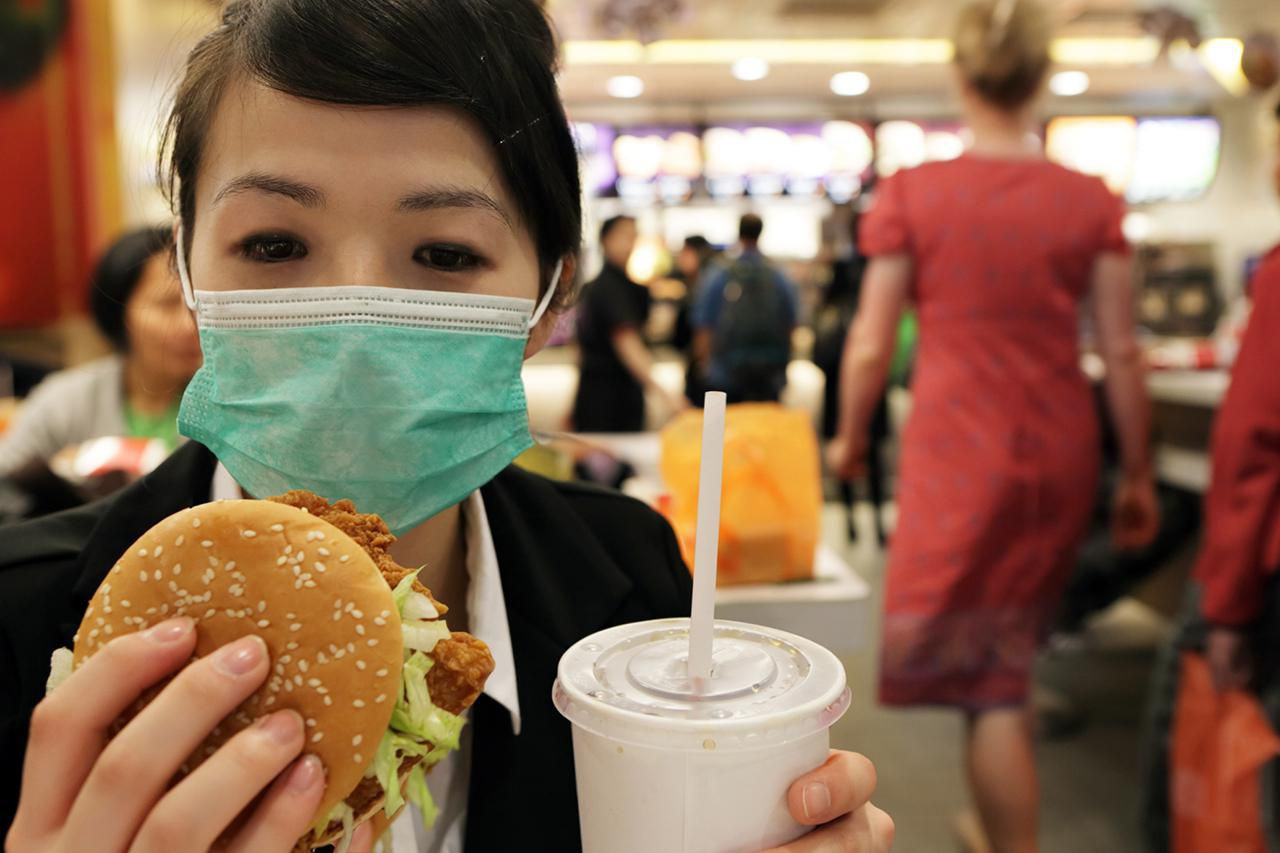 Why People Wear Medical Face Masks in Hong Kong