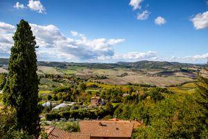 Chianti Wine Region, Tuscany, Italy