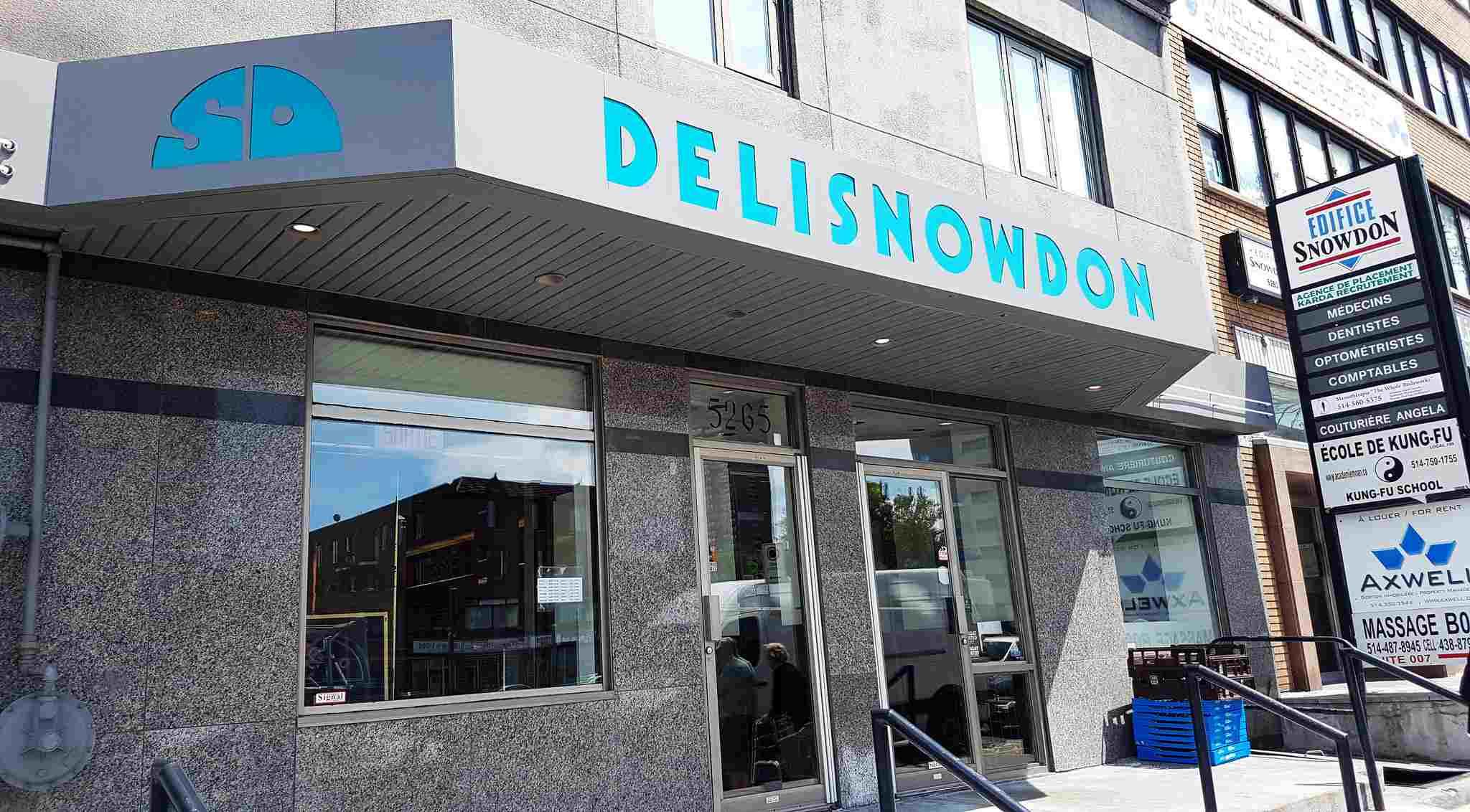 Snowdon Deli