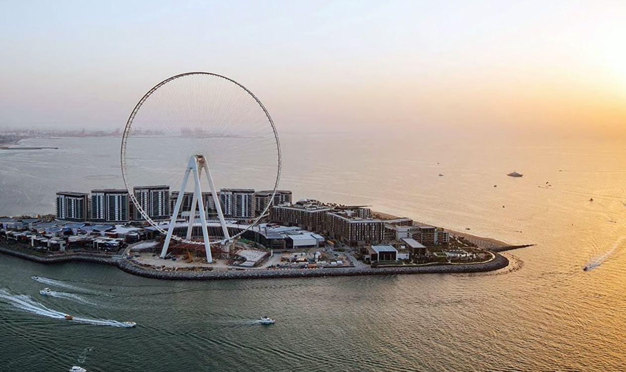 Ain Dubai observation wheel
