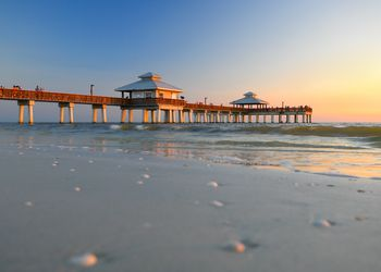 Fort Myers Beach Fishing Pier 10