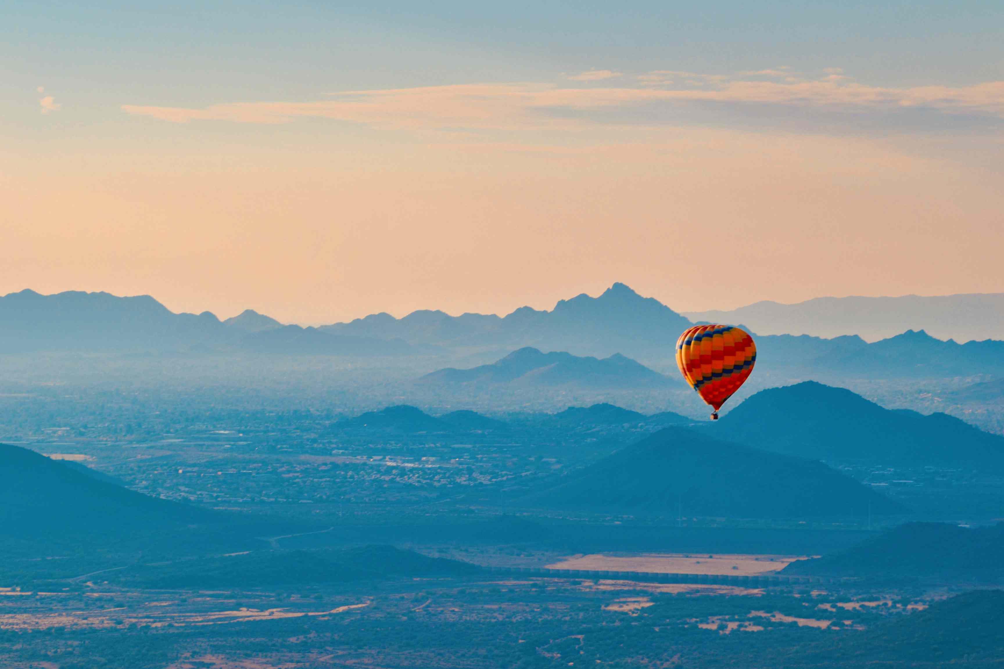 Balloon over Phoenix