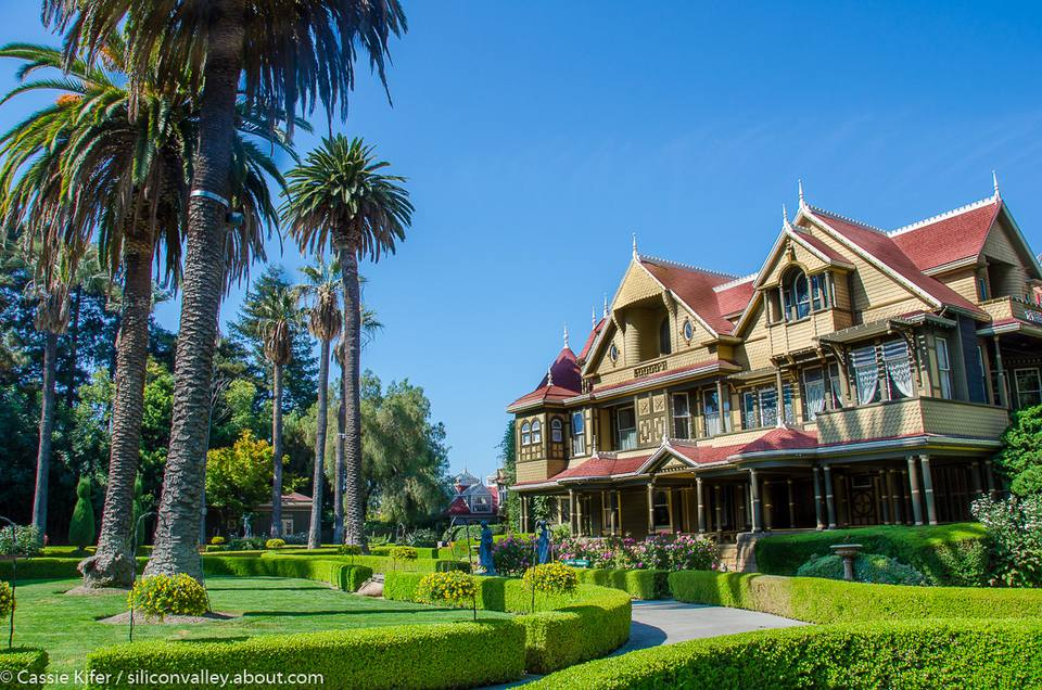 Winchester Mystery House Tour: In Photos